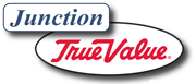 Junction True Value Hardware Logo