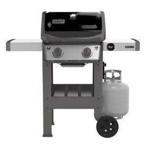 Weber® Spirit E-210 Black LP Gas Grill