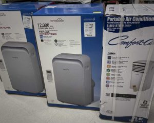 air conditioners in stock